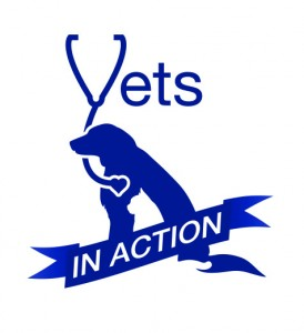 Vets in Action logo