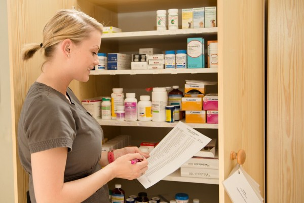We have a fully stocked pharmacy to better serve you and your pet.